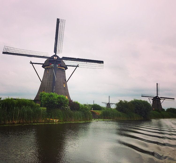 Kinderdijk vaartocht Canal Cruiser