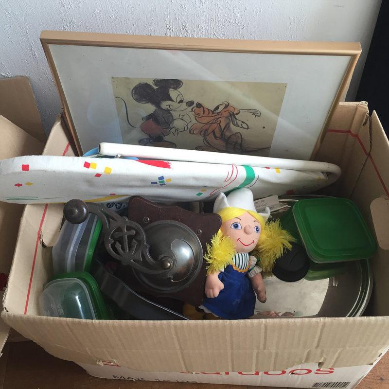 Marktplaatstip: Rommelmarktspullen voor Marktplaats
