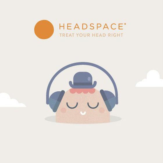 Geef jezelf wat Headspace