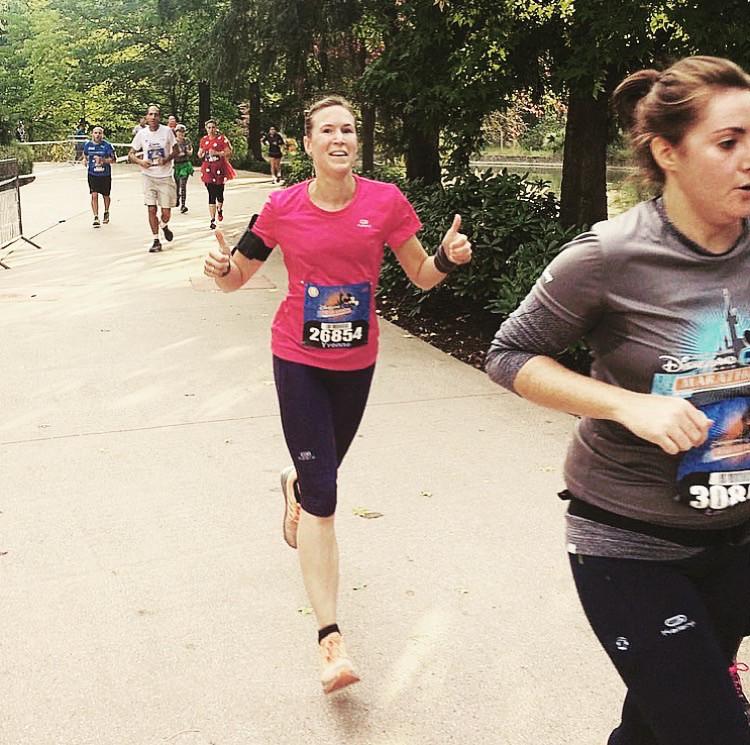 Happiest Run on Earth: RunDisney Disneyland Paris halve marathon
