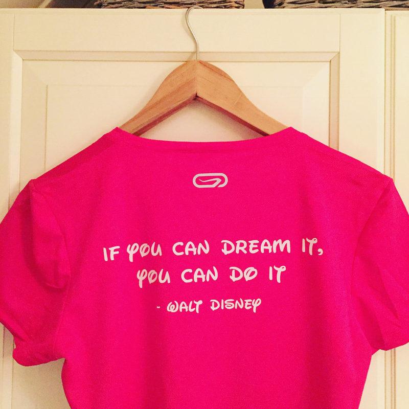RunDisney Disneyland Paris halve marathon