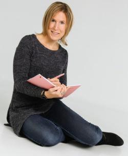 Yvonne van den Nieuwenhuizen - Vrolijke Fladderaar