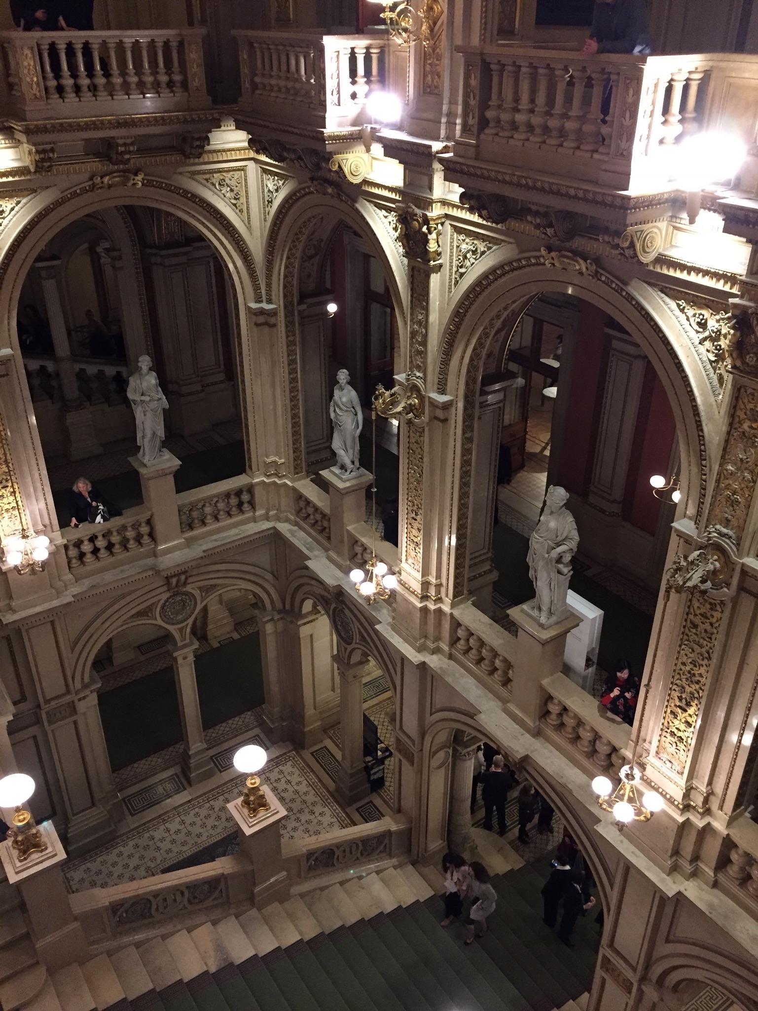 Wenen Staatsopera