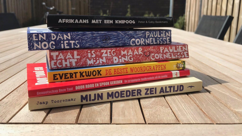 My faves: de leukste taalboekjes uit mijn kast