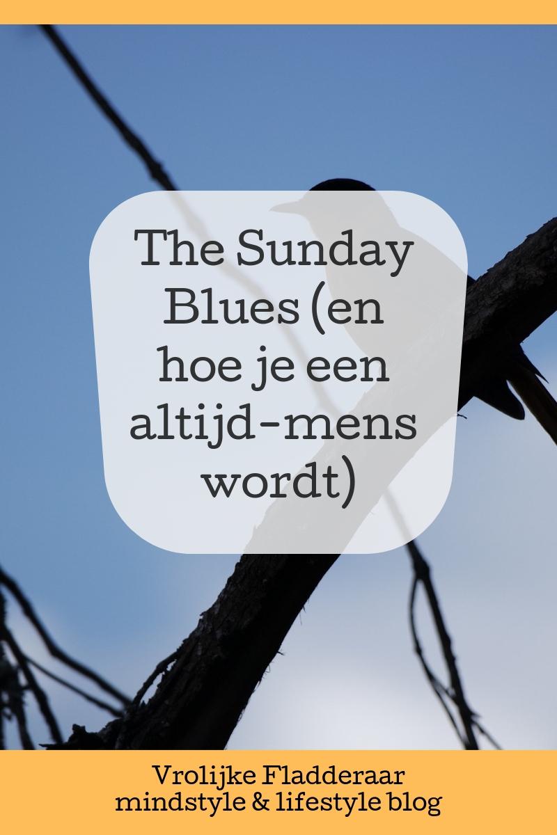tips tegen Sunday blues mindstyle