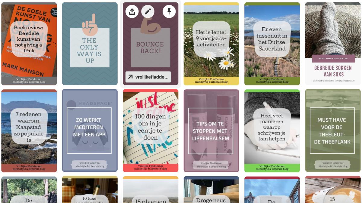 Gebruik jij Pinterest al voor deze 11 dingen?