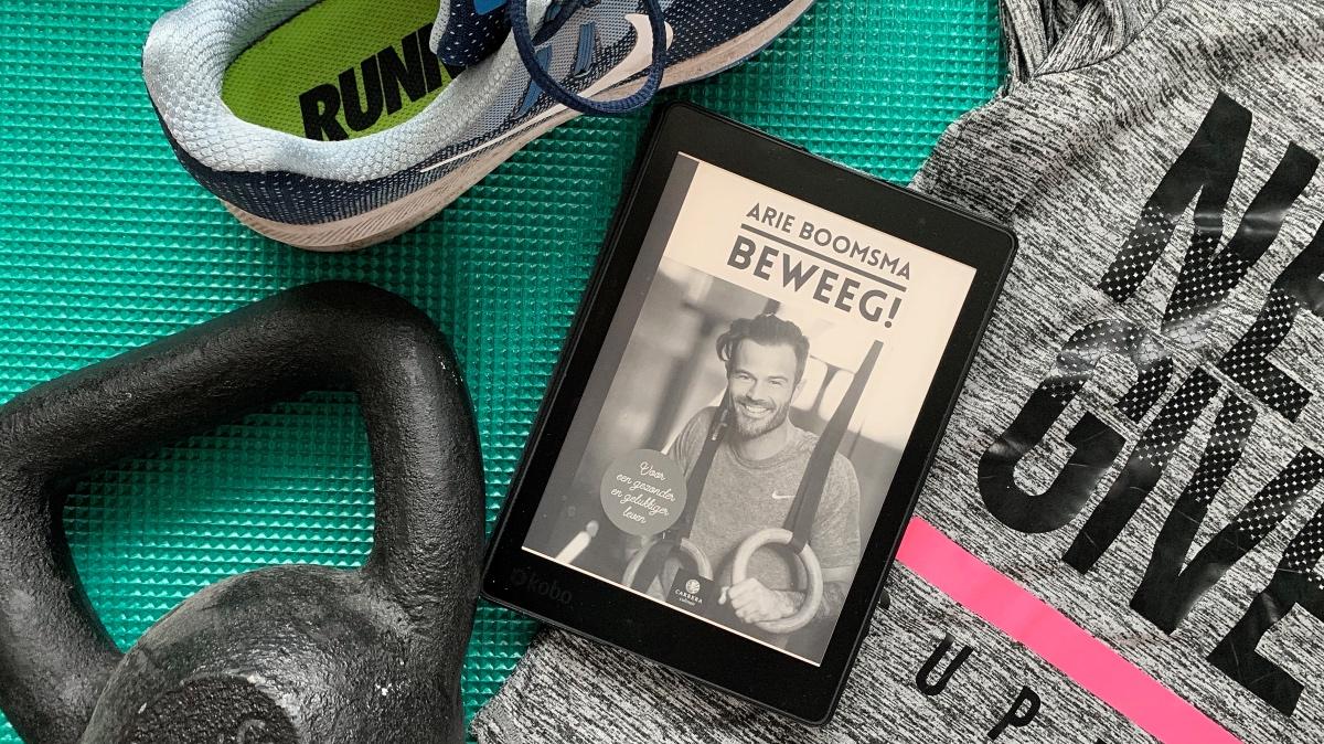 Boekreview: Beweeg! Voor een gezonder en gelukkiger leven