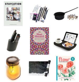 staycation items voor ideeën om vakantiesfeer in huis te halen tijdens de zomer