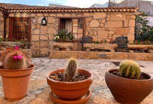 Op vakantie met Eliza was here: Hotel Rural in San Miguel op Tenerife